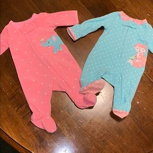 Baby onesies set (NEW)
